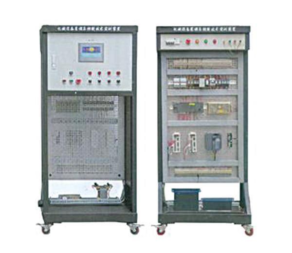 تثبيت المعدات الالية والكترونية ومنصة تدريب الصيانة الشاملة DLJX-ZW-I