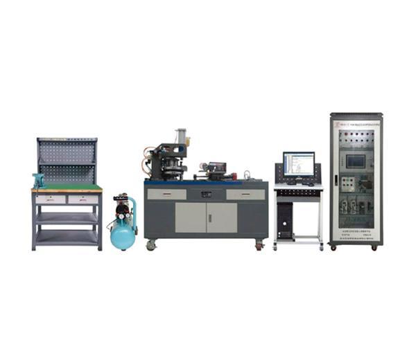 تثبيت المعدات الالية والكترونية ومنصة تدريب الصيانة الشاملة  DLJX-ZW-III