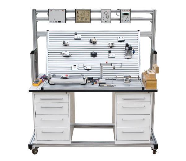 معدات تدريب استشعار درجة الحرارة والضغط والقوة DLCG-DS130