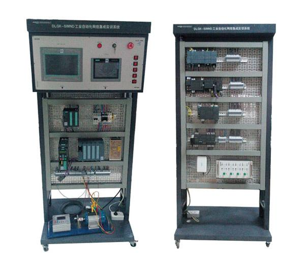 نظام  تدريب تكامل شبكة التشغيل الالى الصناعى DLGK-SIMNA-A