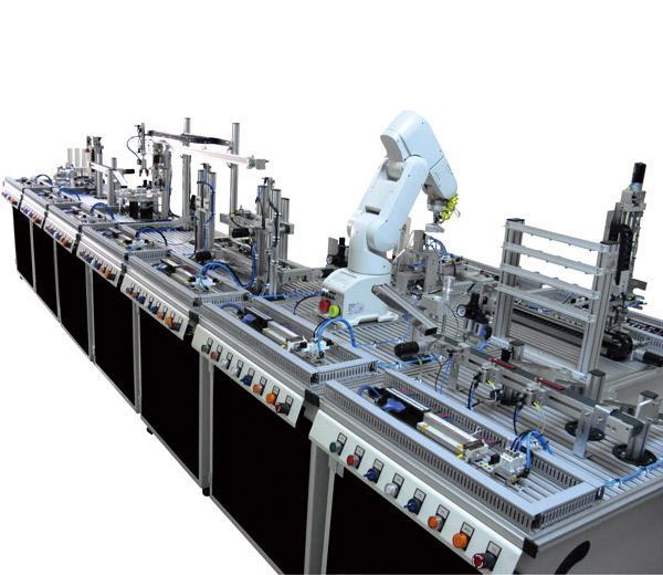 نظام انتاج الوحدات المرنة DLRB-900A