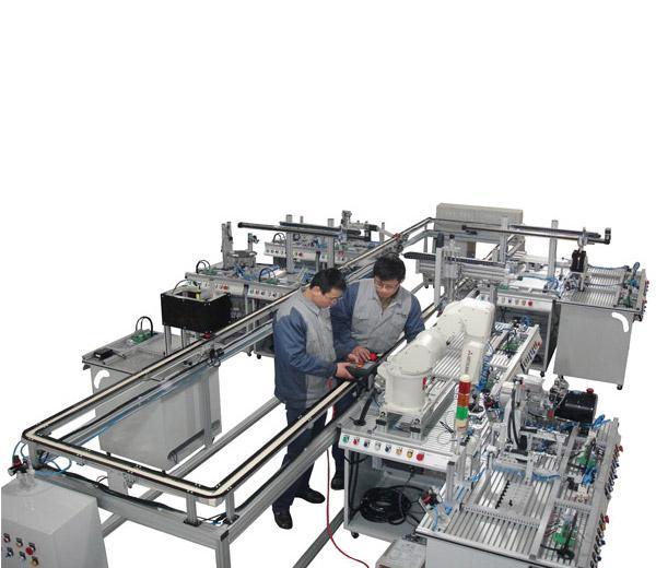 نظام التصنيع المرن DLRB-1601