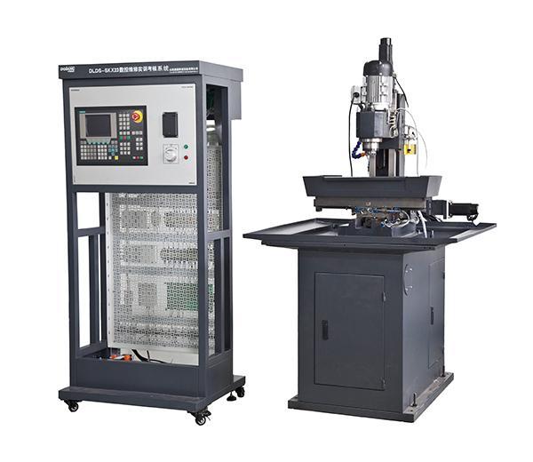 CNC صيانة معدات تقييم  تدريب الصيانة  (موضوع شبه حقيقي) (نظام فانوك) DLDS-SKX23