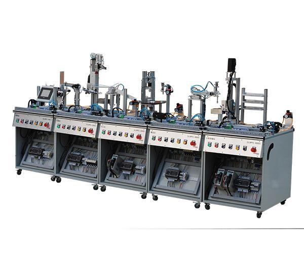 نظام انتاج الوحدات المرنة DLMPS-500B