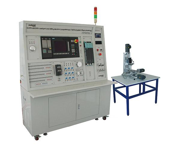 نظام التدريب الشامل لالة الطحن باستخدام الحاسب الالى الذكى(شبه المادى) DLSKN-X802D031