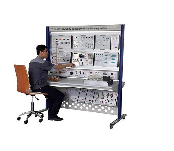 نظام التدريب الالكترونى و التقنيات الكهربائية DLWD-DGJS12