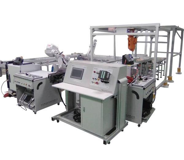 نظام معالجة نظام معالجة وتعبئة وتغليف حلويات الربورتات الصناعية DLRB-541D