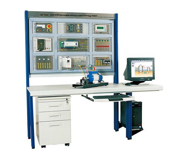 منصة تكنولوجيا تحكم التشغيل الالى الصناعى DLGK-ACDE1300