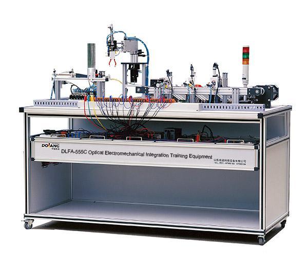 معدات التدريب الكهروميكانيكية البصرية المتكامل DLFA-555C