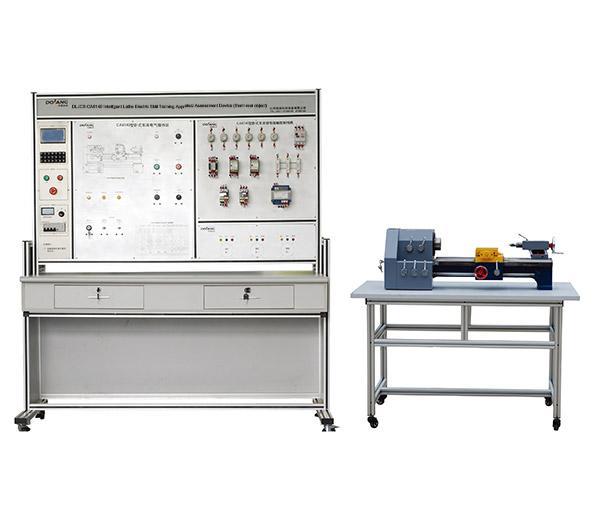 جهازتقييم تدريب على مهارات المخرطة الكهربائية الذكية    (موضوع شبه حقيقي) DLJCS-CA6140