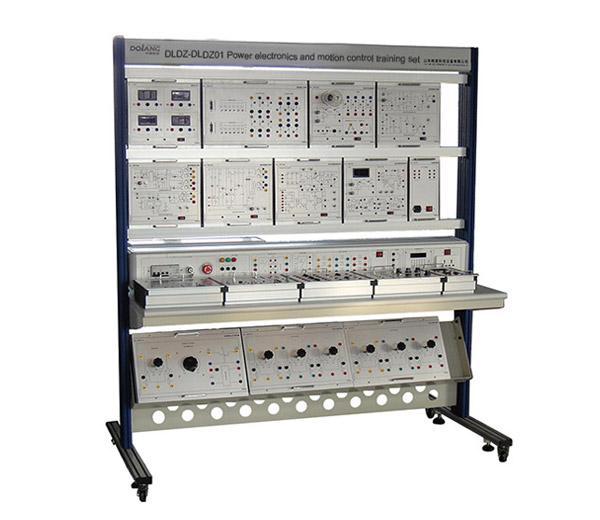 نظام تدريب التشغيل الالى و الطاقة الكهربائية DLDZ-DLDZ01