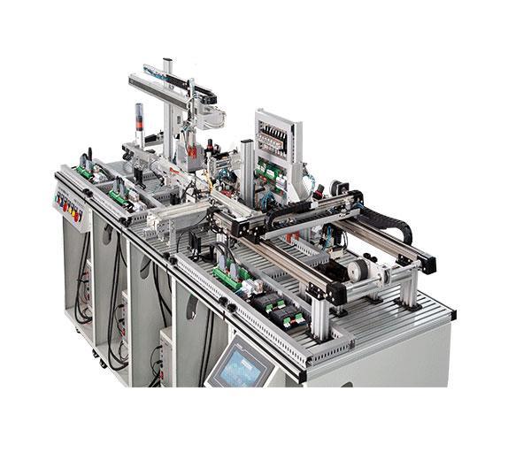 نظام انتاج الوحدات المرنة DLDS-500A