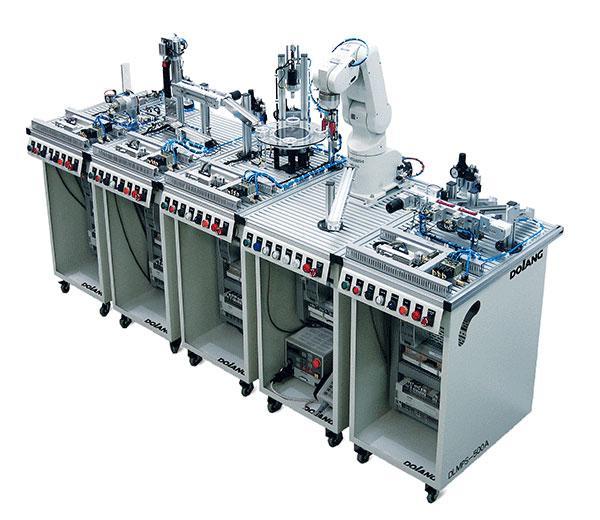 نظام انتاج الوحدات المرنة  DLMPS-500A