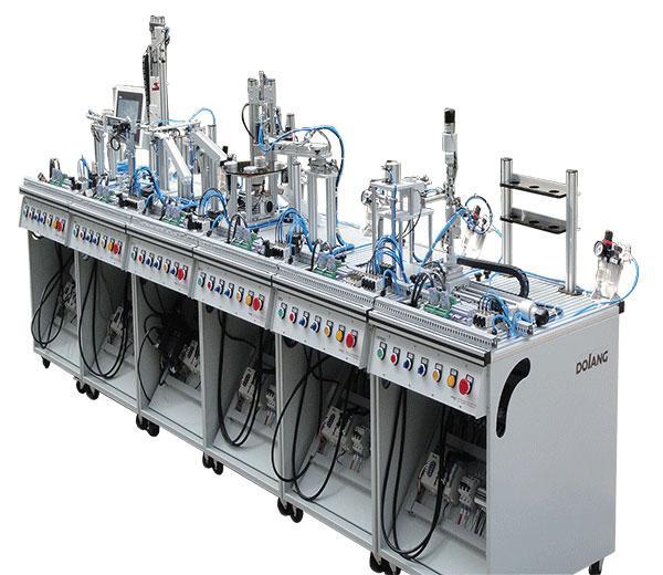 نظام انتاج الوحدات المرنة DLMPS-600B