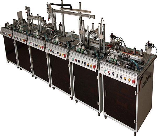 نظام انتاج الوحدات المرنة  DLMPS-600D