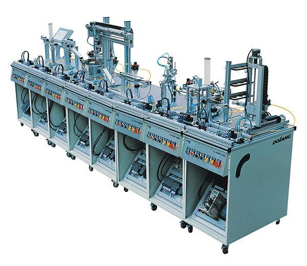 نظام انتاج الوحدات المرنة DLMPS-800A