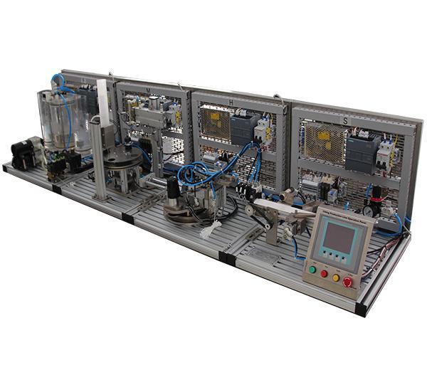 نظام تدريب خط ملء الانتاج  DLPCS-400