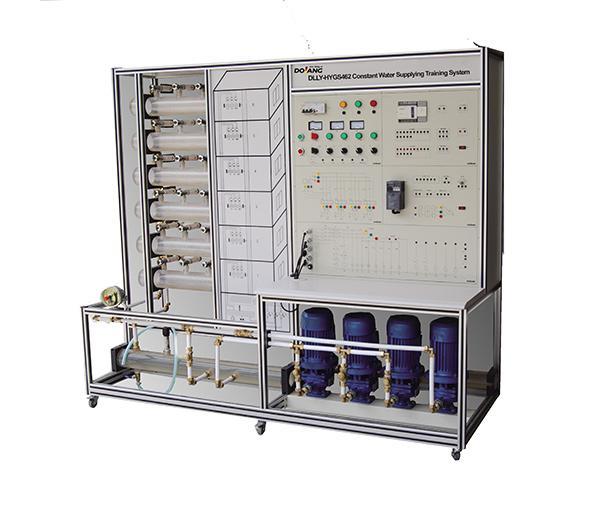 مجموعة تدريب الضغط المستمر لامدادات المياه DLLY-HYGS462