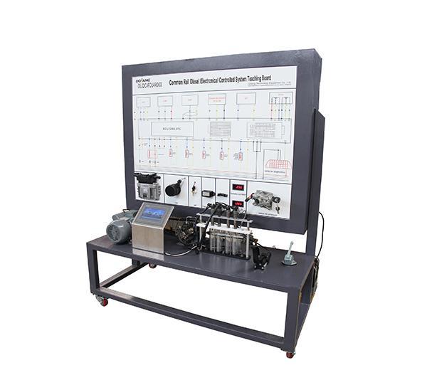 السكك الحديدية الديزل الإلكترونية المشترك التي تتحكم عليها نظام اللوحة التعليمي DLQC-FDJ-R003