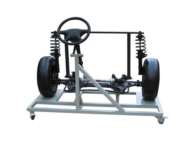 DLQC–DPZX007    Circulating ball type steering system disassembly and assembly training platform