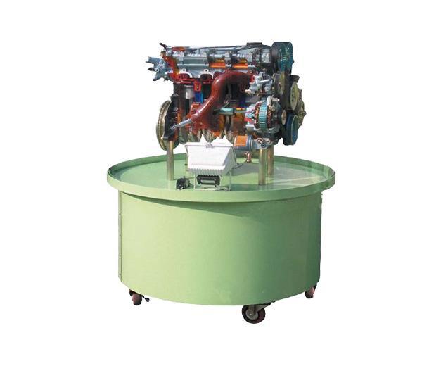 محرك الديزل سوناتا L4 منصة توضيح  التفكيك DLQC-D0017