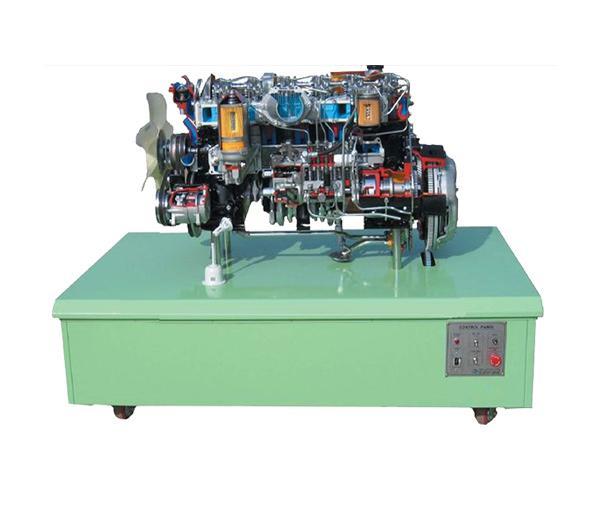 محرك الديزل ذو الستة أسطوانات منصة توضيح التفكيك DLQC-D0018