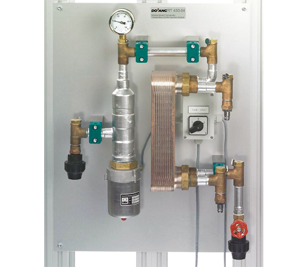 وحدة تحكم درجة الحرارة  DLPCS-WDMK